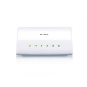 D-Link DHP346AV 4-port Switch