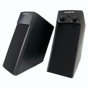 Gigabyte GP-S4600 2Watt USB Speaker - BK