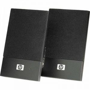 HP Thin USB Speakers