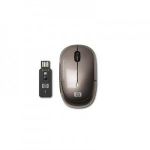 HP Wireless Laser Mini Mouse