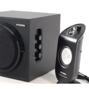 1800W Hyundai HY-Z-2100 2.1 Speakers