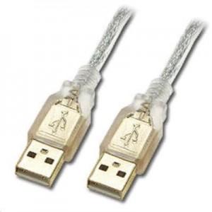 3M USB 2.0 A/M - A/M Transparent Cable