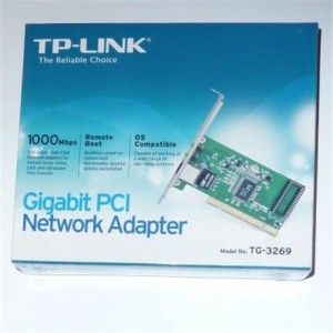 TP-Link TG-3269 Gigabit PCI Network Adapter
