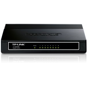 TP-Link TL-SG1008D 8 Port Gigabit Switch