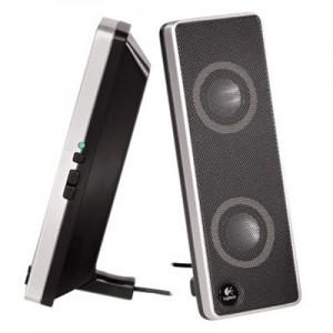 Logitech V10 Notebook Speakers - USB